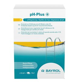 Bayrol pH-Plus Dosierbeutel à 500 g für Kleinbecken