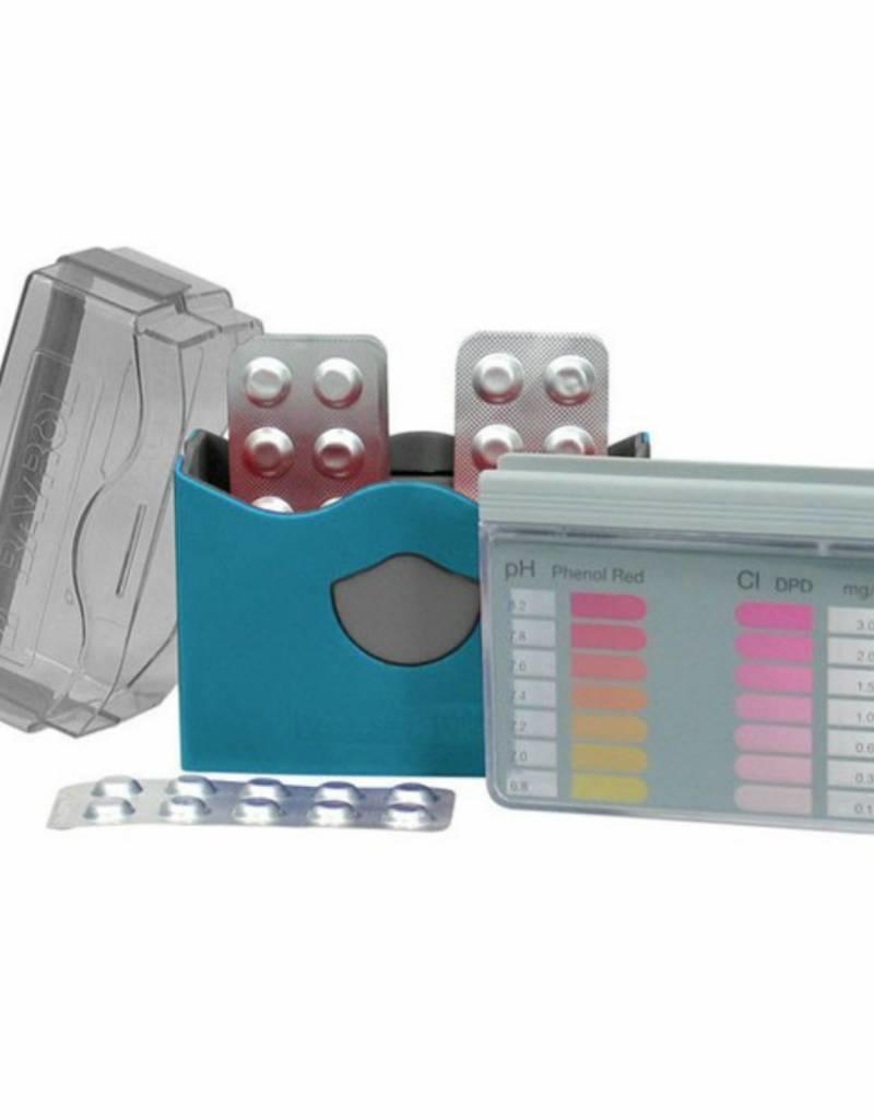 Bayrol Pooltester pH / H2O2 flüssig mit 3x20 Tabletten