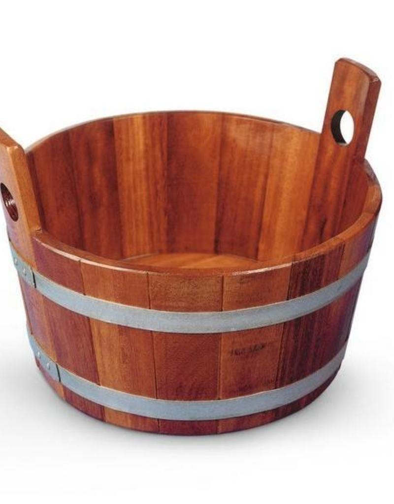 RUKU Fusswanne aus Holz