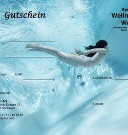 Saniplan Gutscheine CHF 10.00 bis CHF 500.00