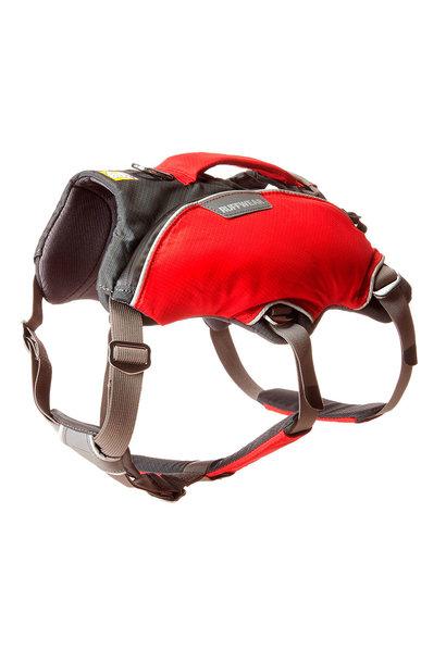 Ruffwear Web Master Pro™ Harnas Red Currant