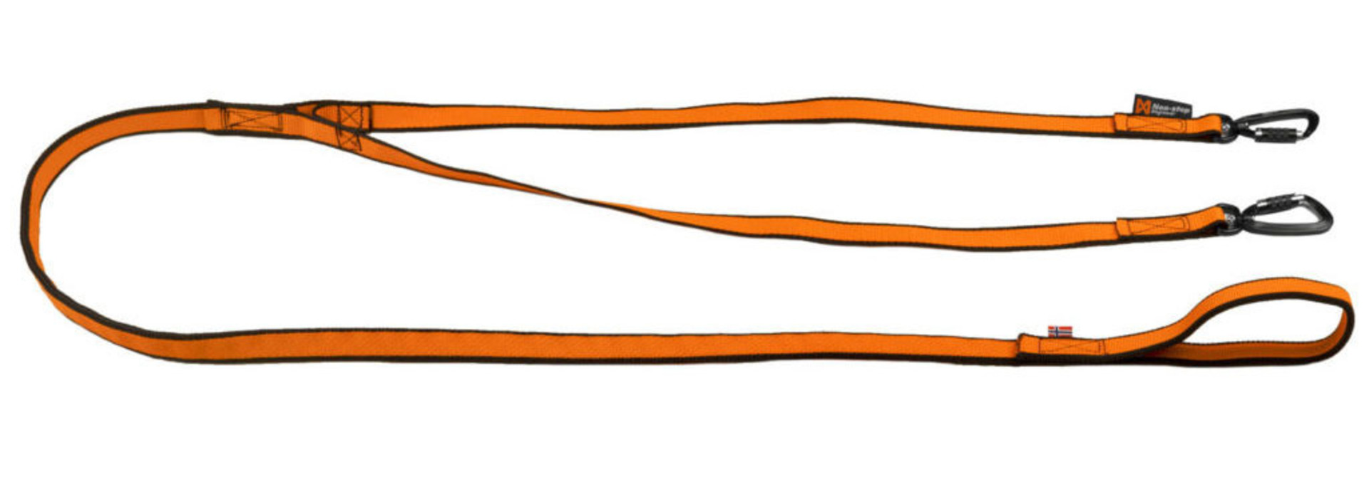 Non-stop Bungee Leash Double