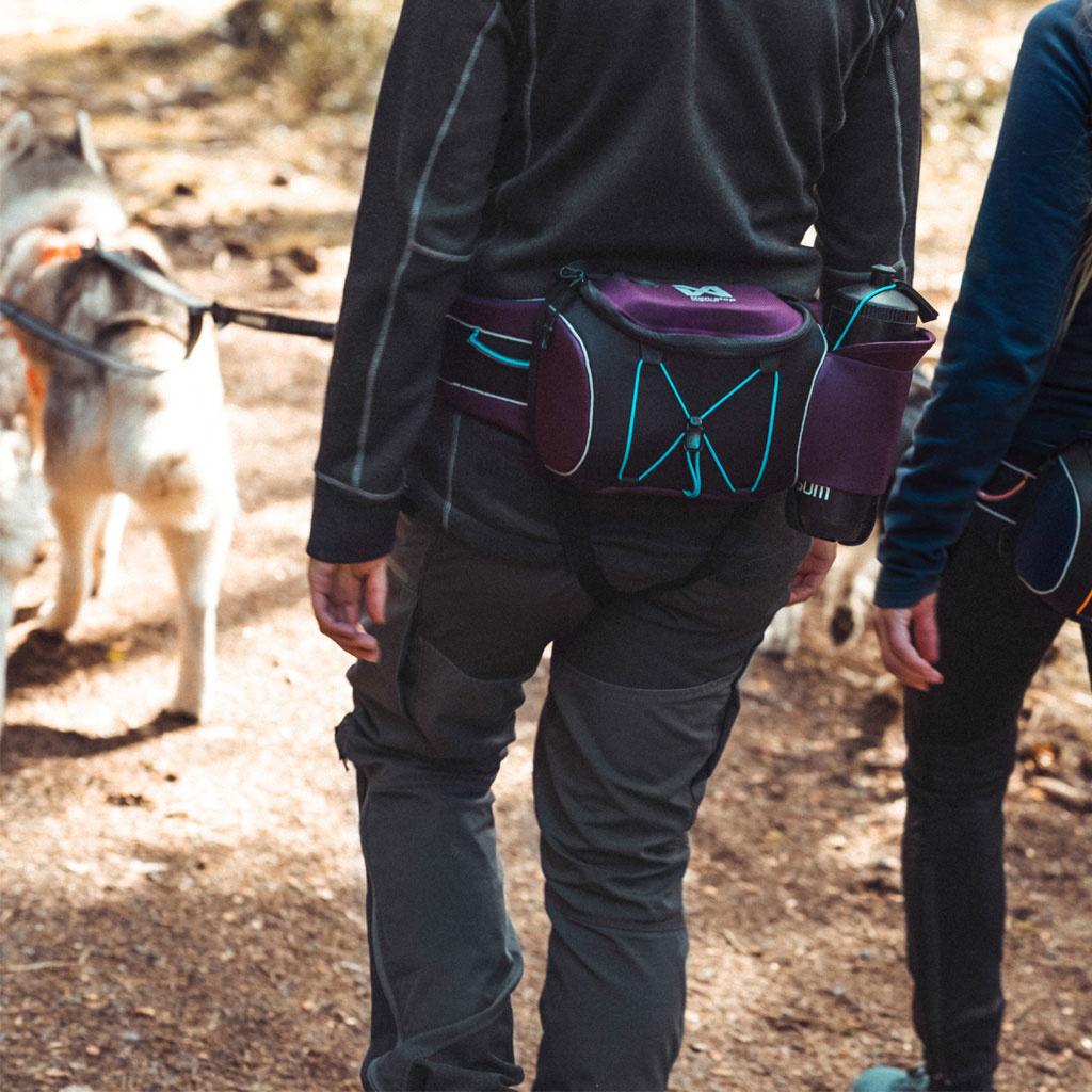 Non-stop Trekking Belt Bag-4