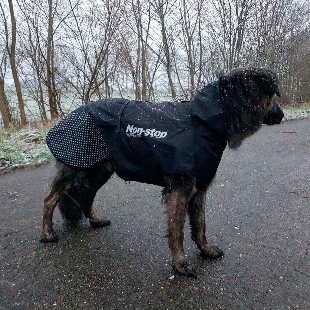 Non-stop Pro Raincoat-2
