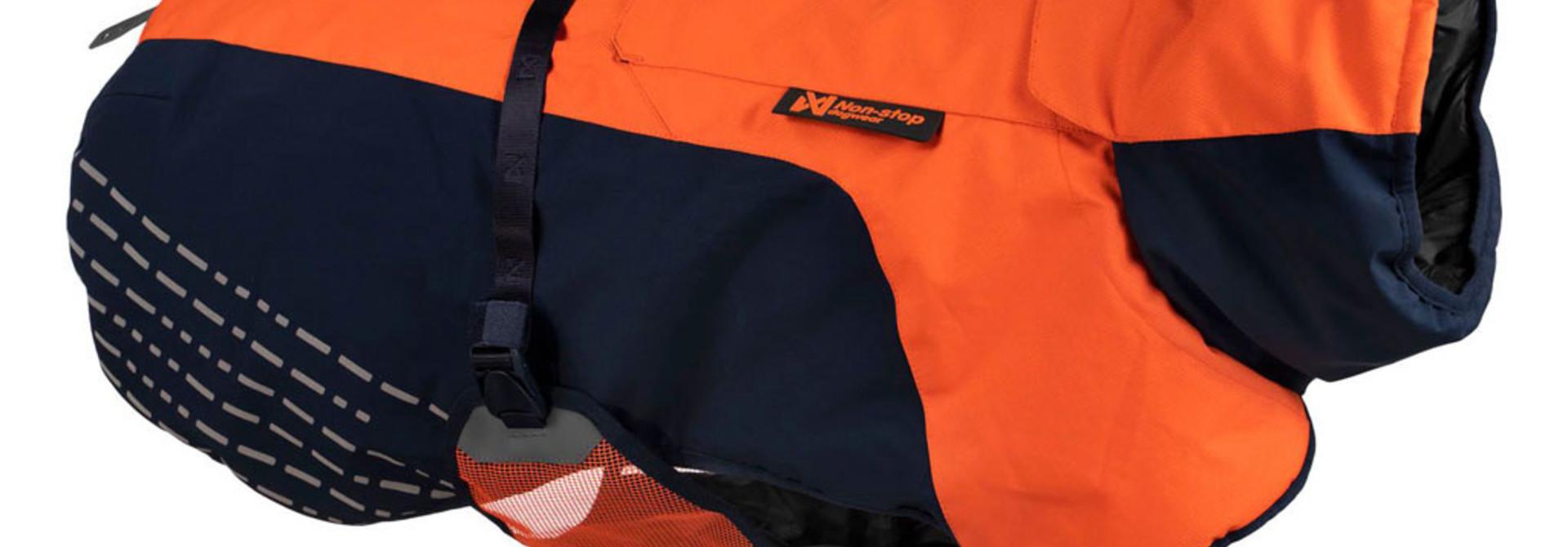 Non-stop Glacier Jacket