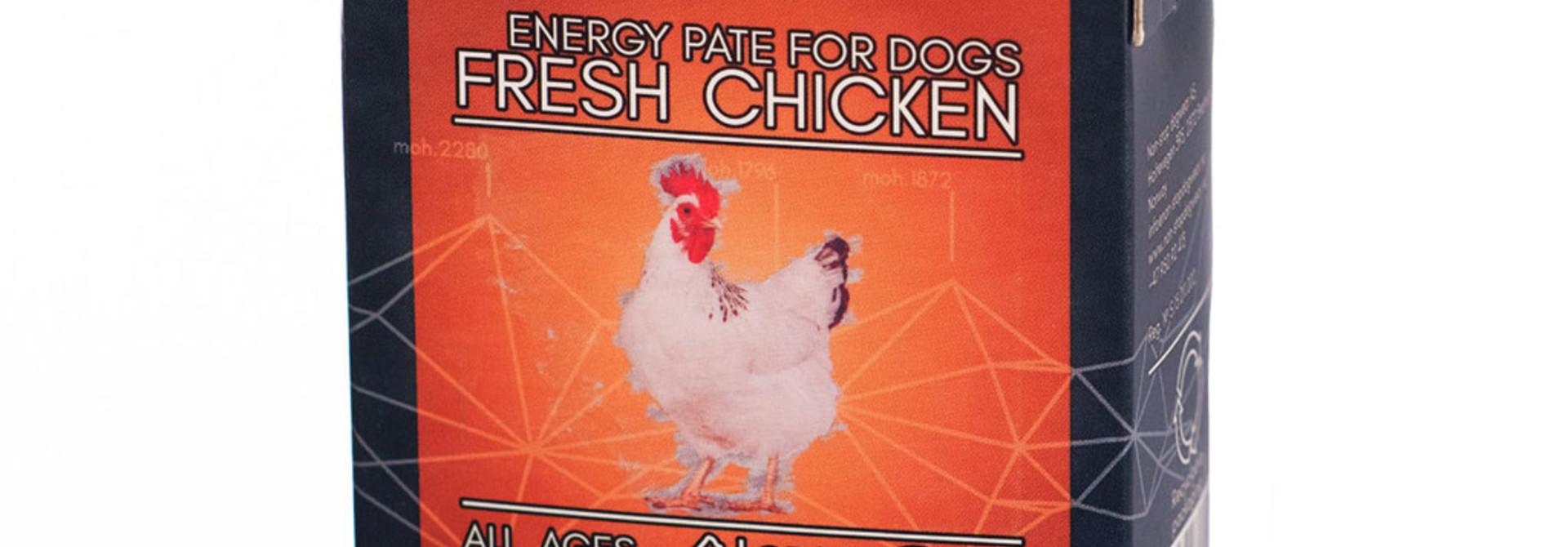 Non-stop Energy Paté Fresh Chicken