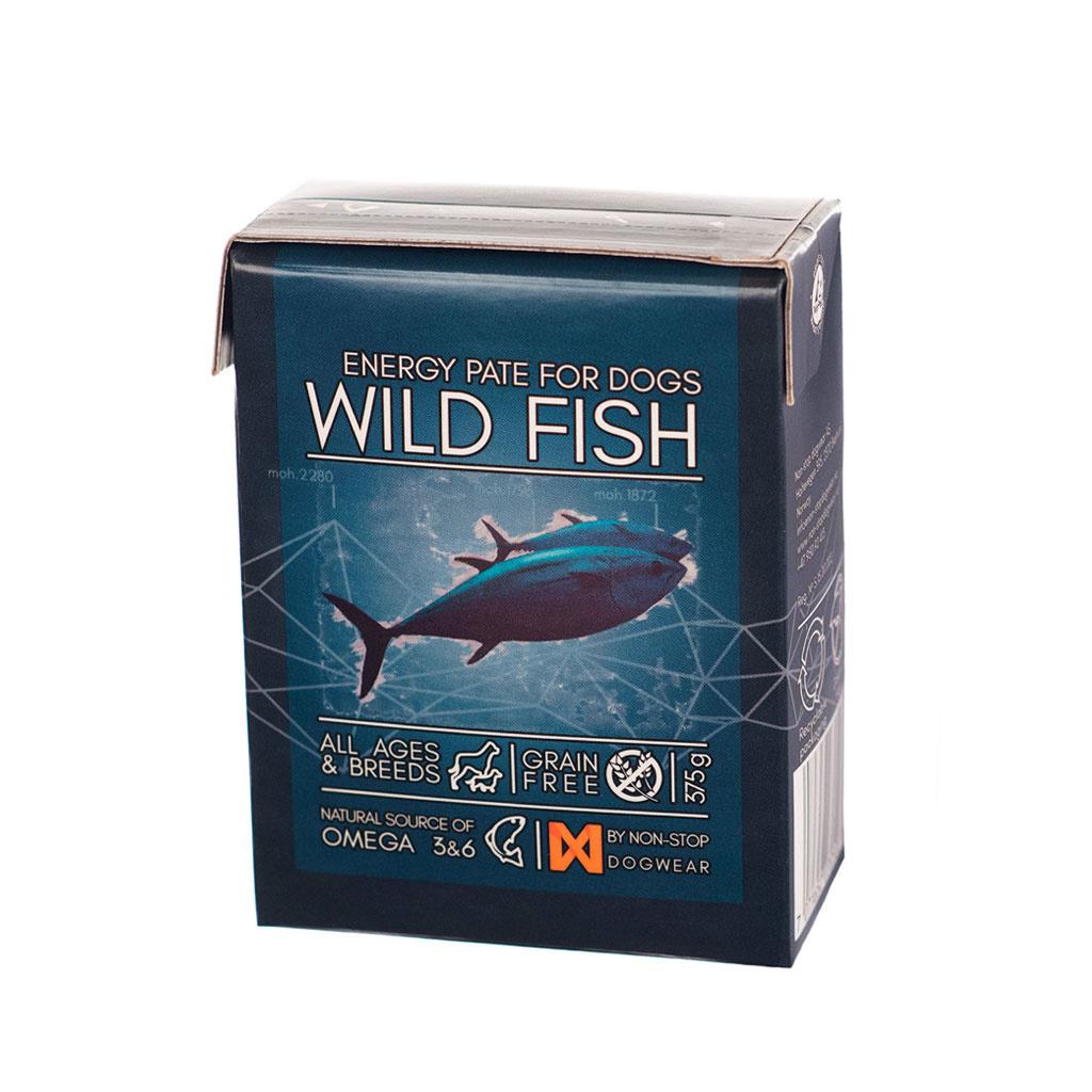Non-stop Energy Paté Wild Fish-1