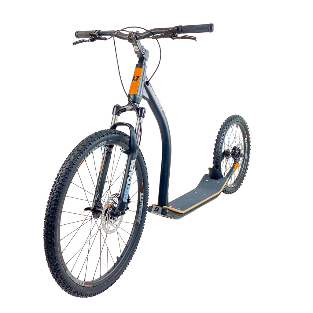 Gravity M10 Scooter-2