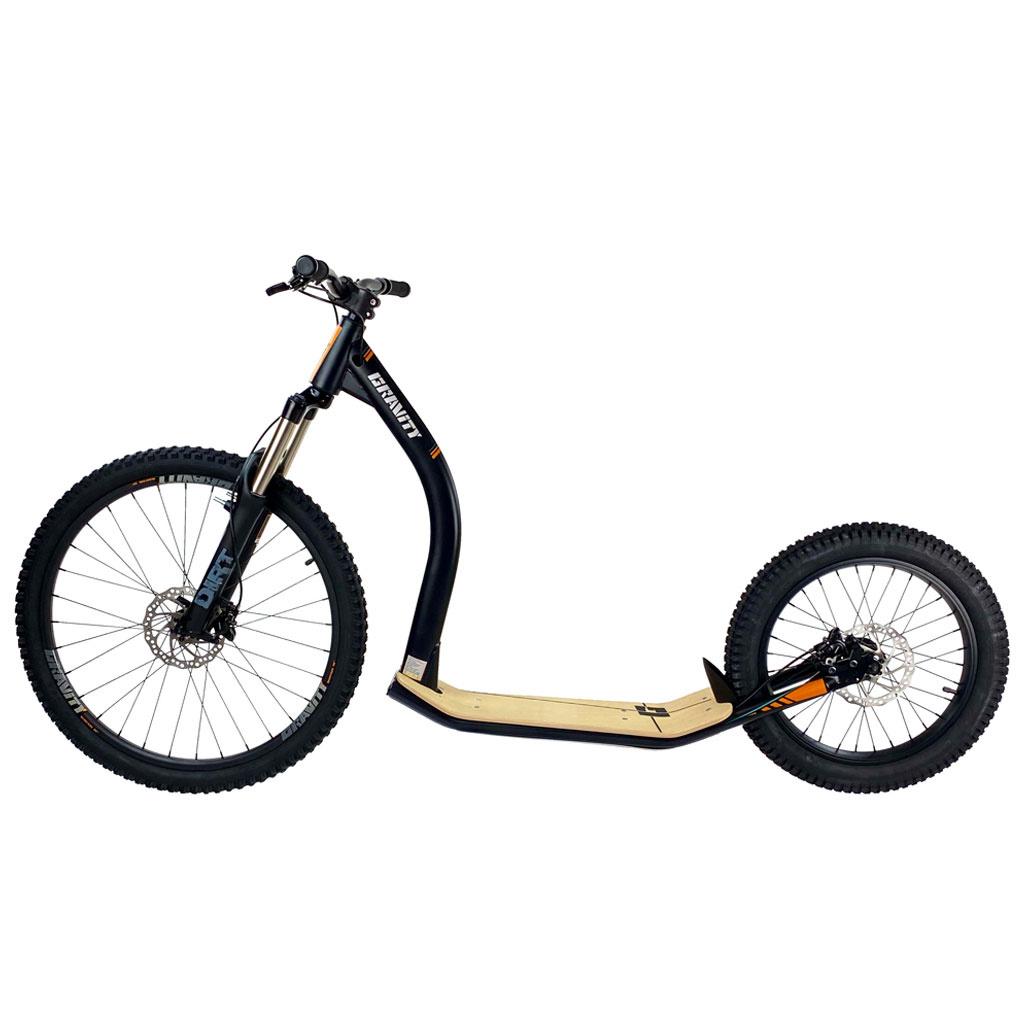 Gravity Mushing Pro Scooter-1
