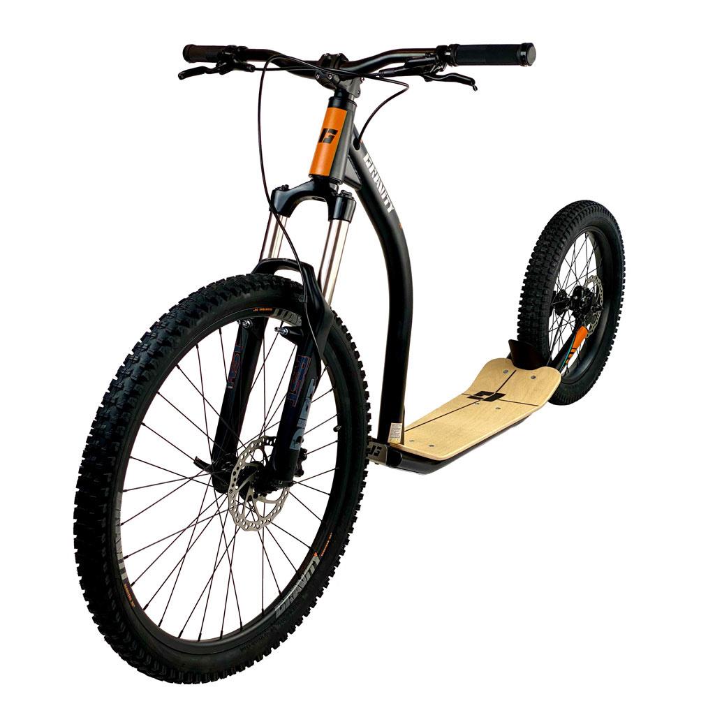 Gravity Mushing Pro Scooter-2