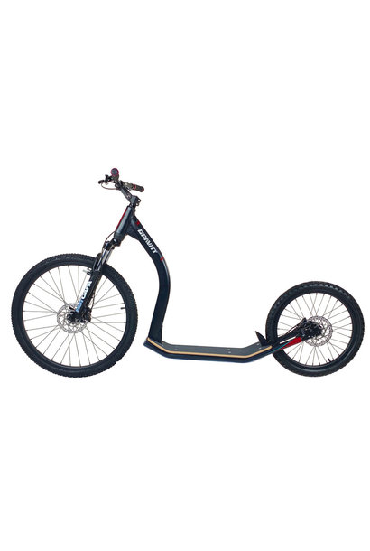 Gravity Pulka Scooter