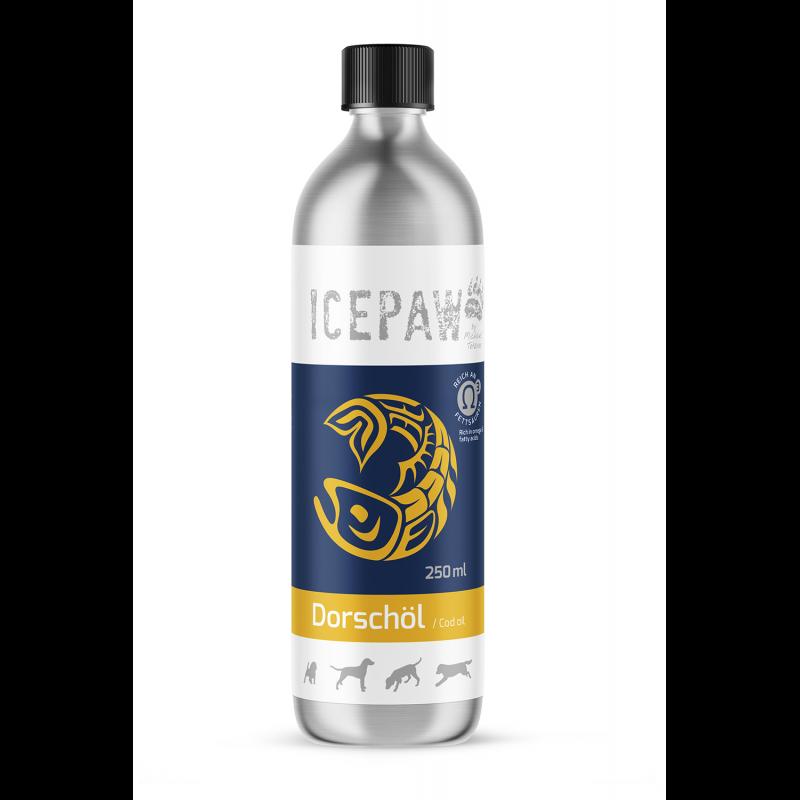 IcePaw Cod Oil-1