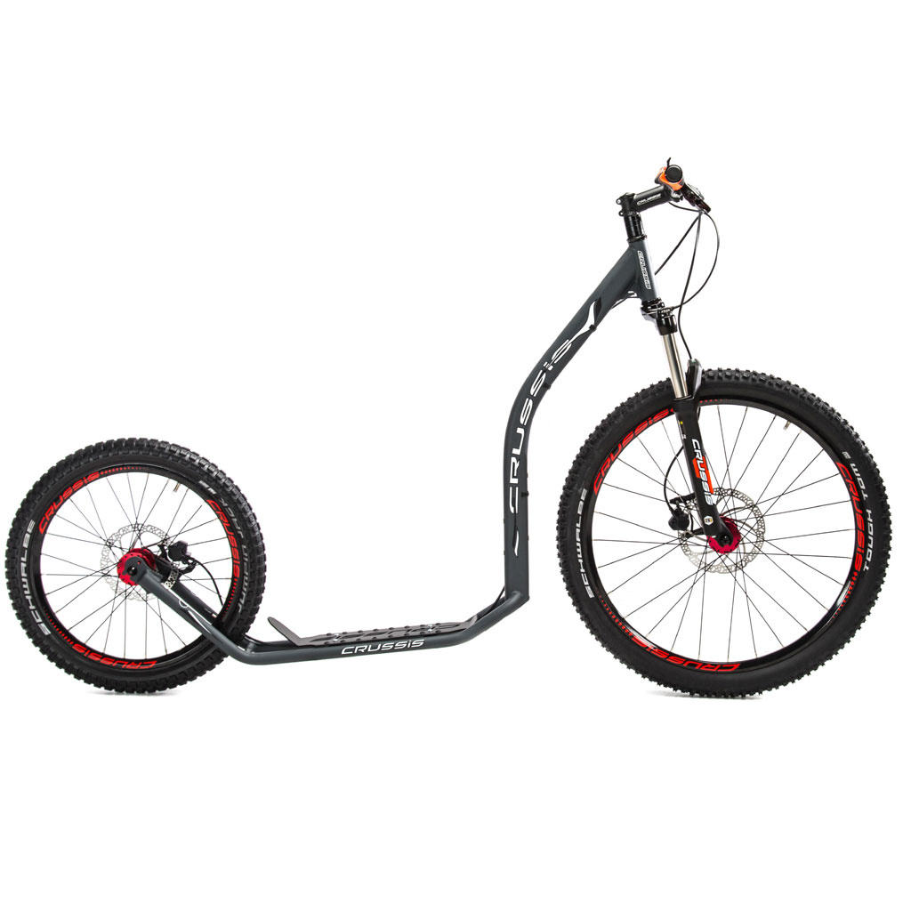 Crussis Cross Scooter-3