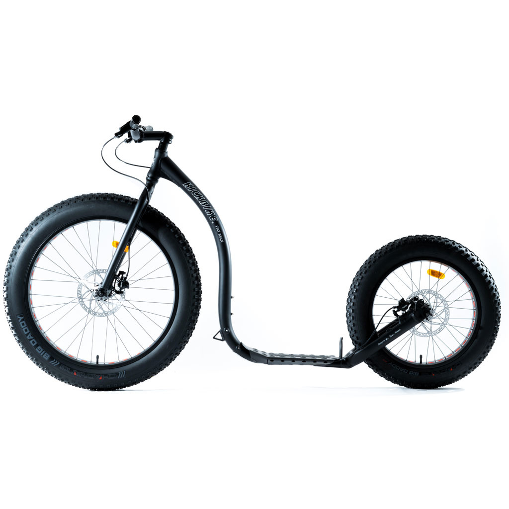 Kickbike FatMax Scooter-1