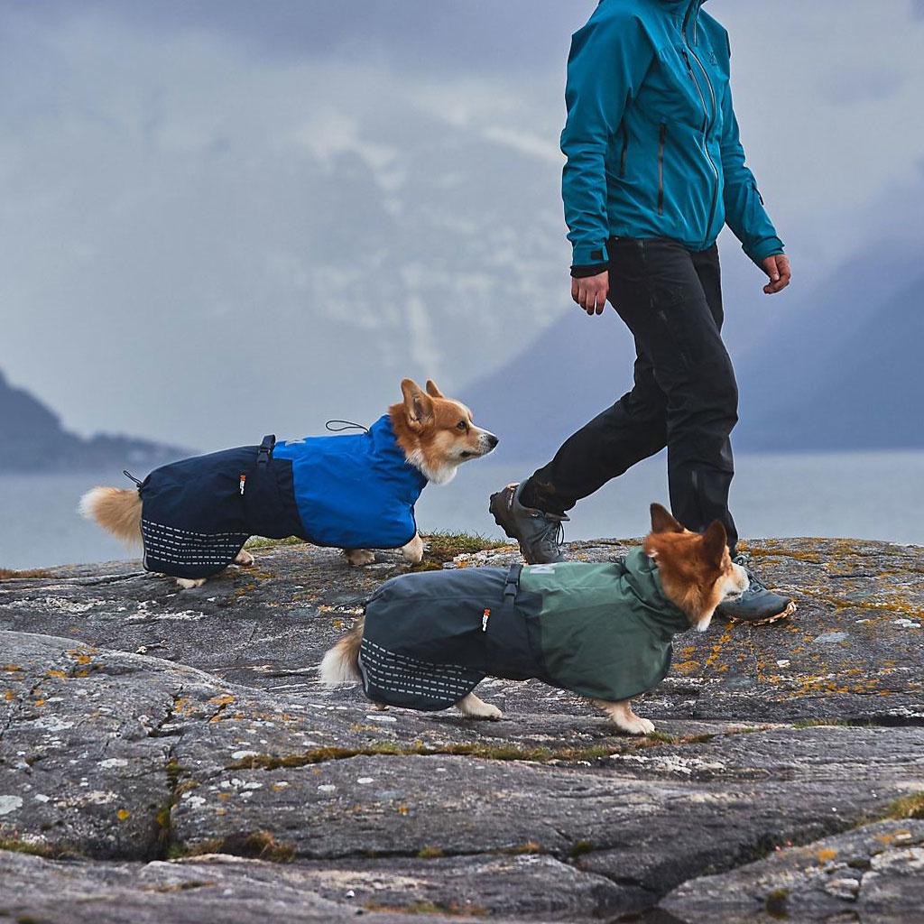 Non-stop Fjord Raincoat-9