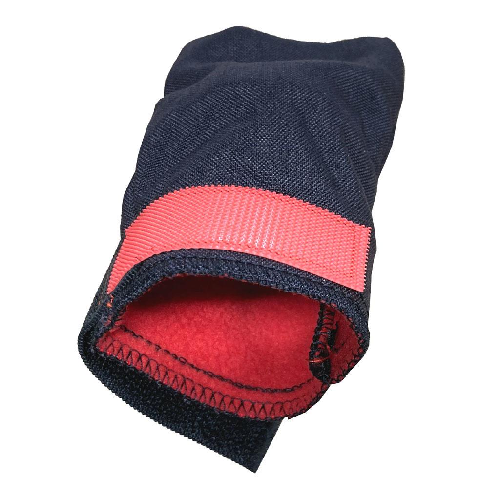 VIP Comfort Fleece Bootie-1