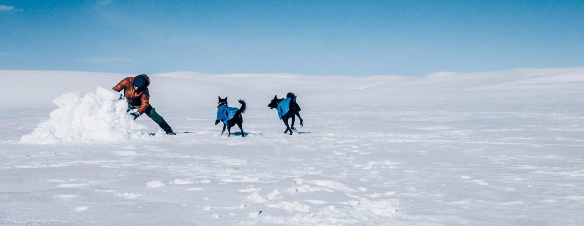 Booties voor sneeuw