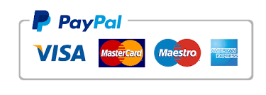 PayPal creditcards