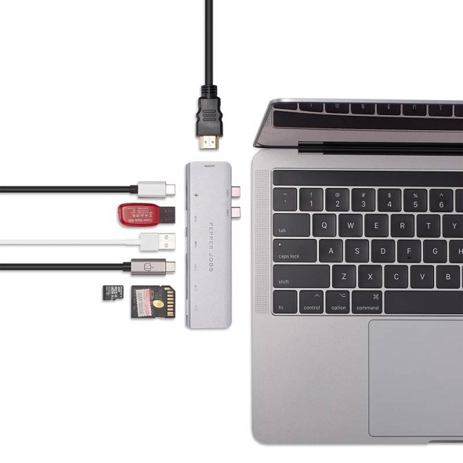 Pepper-Jobs MBP7 USB-C