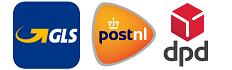 GLS PostNL DPD