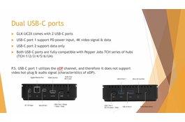 PRE-SALE PEPPER JOBS GLK-UC2X Windows 10 PRO mini pc