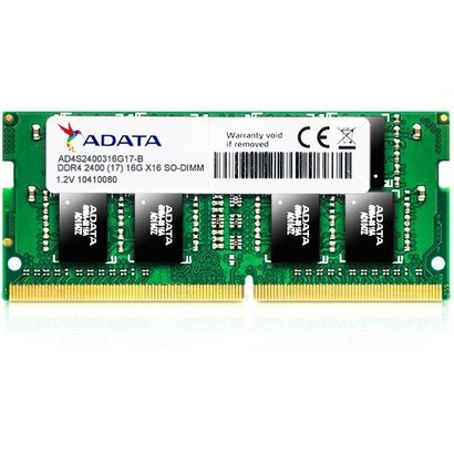 ADATA AD4S2400J4G17-S 4GB DDR4 2400MHz geheugenmodule