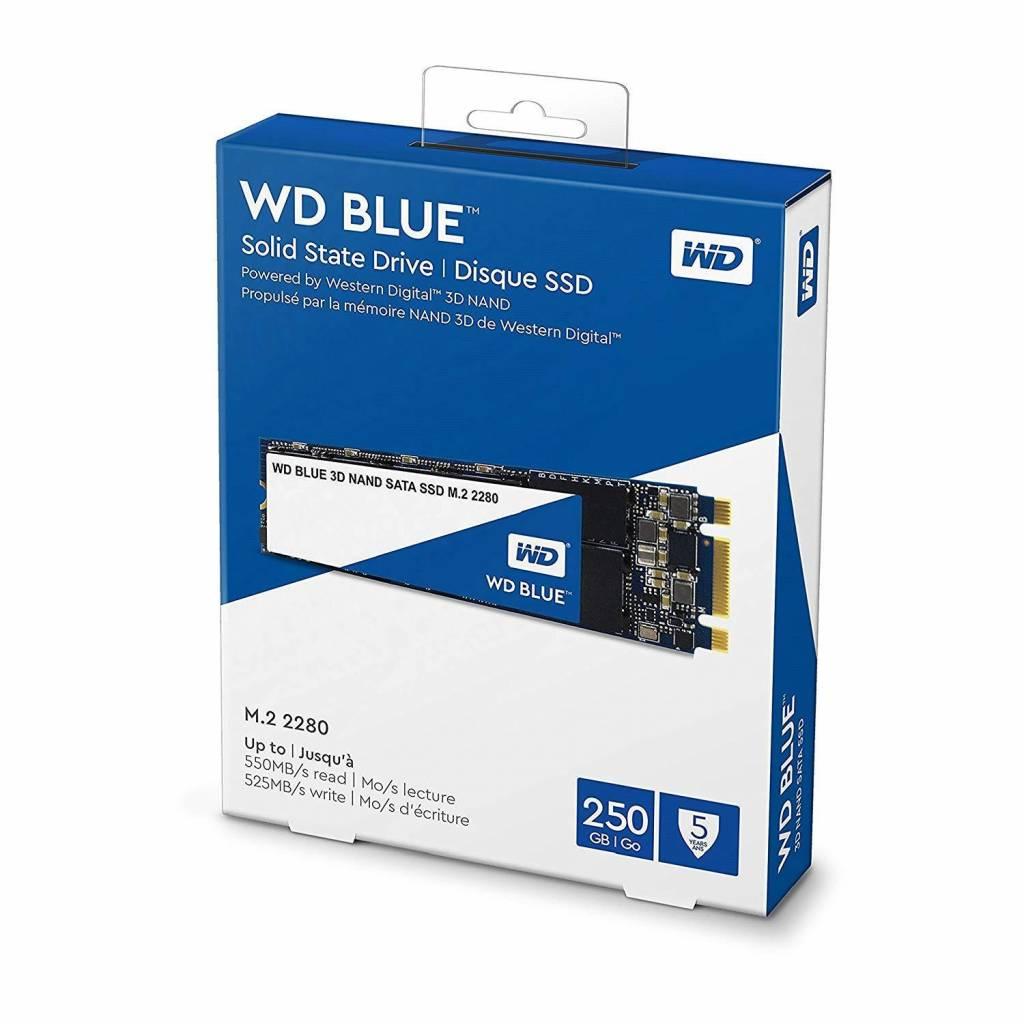 Western Digital Blue M.2 SSD voor de GLK-UC2X