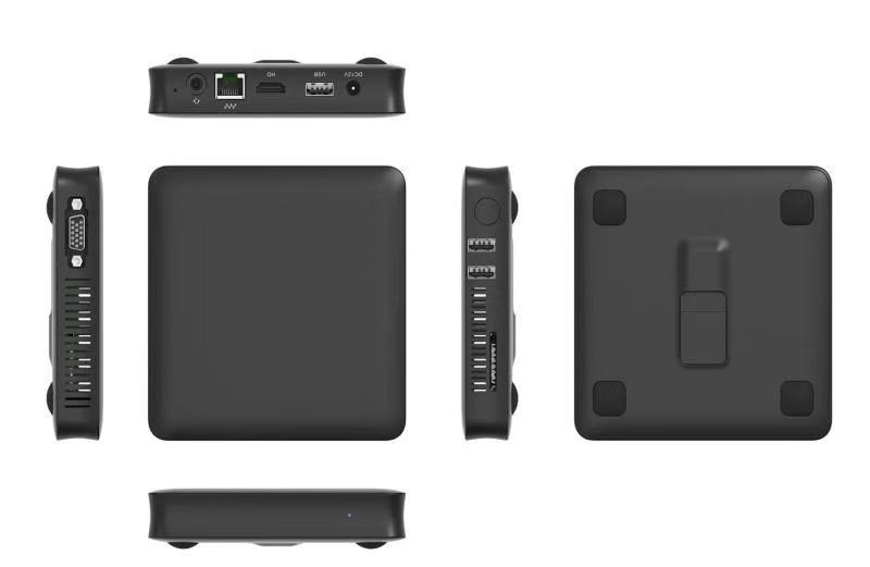Pepper Jobs zal in Q2 een fanless mini pc uitbrengen onder de naam Z8T-64G
