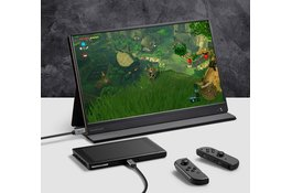 David Addis review: XtendTouch Portable Monitor Review - A big screen for Dex/Switch on the move!