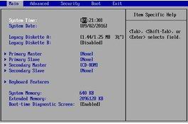 Latest BIOS for GLK-UC2X