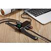 Pepper Jobs TCH-W5 wireless Apple watch charging pad - hub