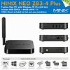 Minix NEO Z83-4 Plus Mini PC Intel Atom x5-Z8350 (4 x 1.44 GHz / max. 1.92 GHz) 4 GB RAM 64 GB eMMC Win 10 Pro