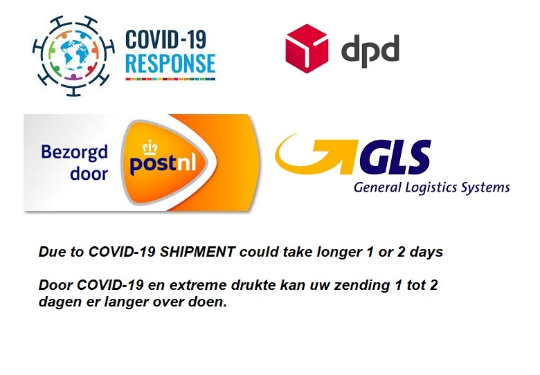 Shipment during Covid-19. Read more ...