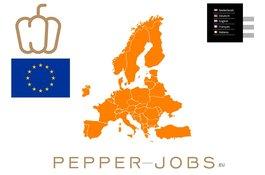 New website url for our webshop. www.pepper-jobs.eu