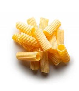 Huisgemaakte pasta's - Maccheroni rigati