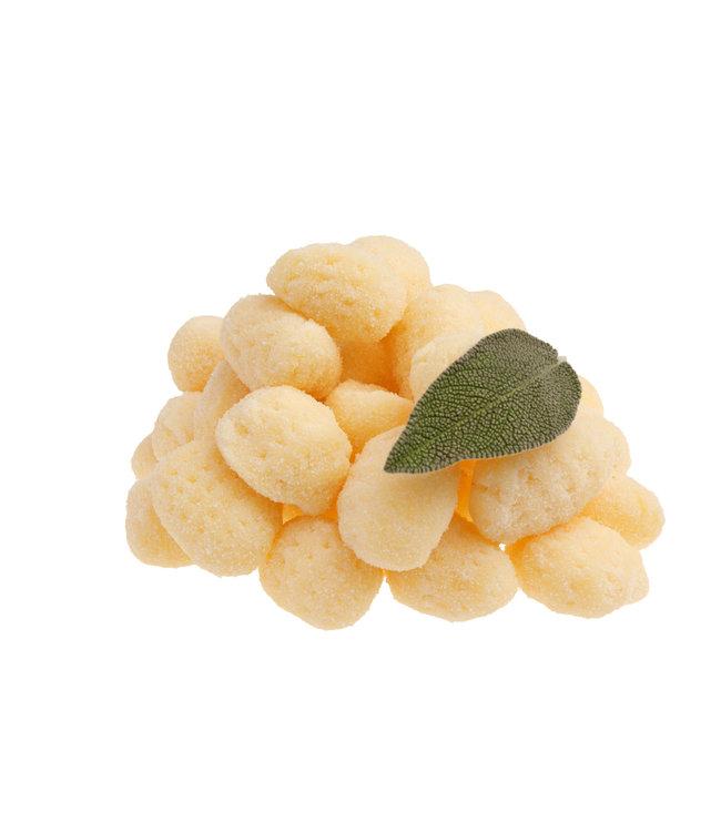 Huisgemaakte pasta's - Aardappel gnocchi