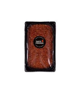 Huisgemaakte sauzen - Vegetarische Bolognese ragu