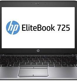 Hewlett Packard EliteBook 725 G2 - AMD A8-7150B / 120GB SSD / 8GB RAM (marge artikel)