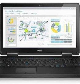 Dell Dell Latitude E5540 - 15,6 inch beeldscherm - i3-4030U / SSD en geheugen naar keuze - 6 maanden garantie -  (marge artikel)