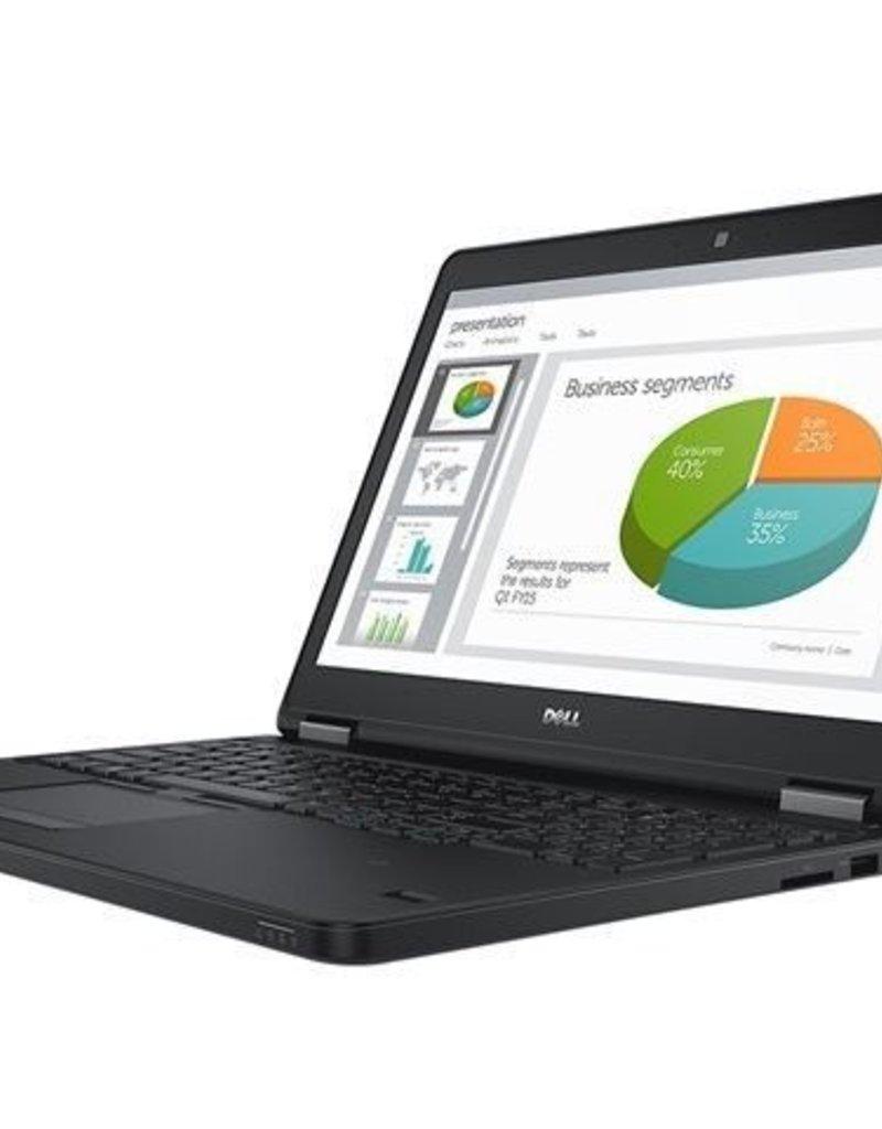 """Dell Latitude E5550 - i5-5300U / 120GB SSD / 8GB RAM / 15.6"""" inch. F-HD"""