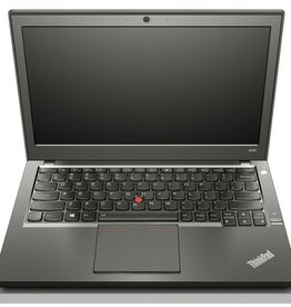 Lenovo THINKPAD X240 - 12,5 INCH BEELDSCHERM - I5-4300U / 180GB SSD / 8GB RAM - 6 MAANDEN GARANTIE