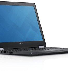 Dell Dell E5570 FULL HD 15,6 -Touchscreen - i5-6e gen - 128 Gb SSD - 8 Gb Ram - win10