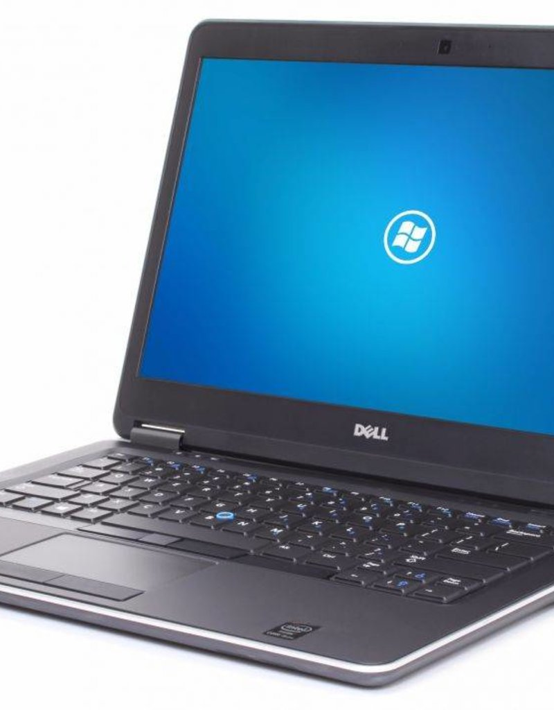 Dell DELL E7440 i5 4310U - 256 Gb SSD - FULL HD (1920x1080) - Win10 - 4 GB intern geheugen (marge artikel)