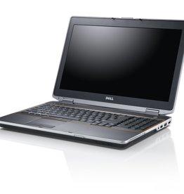 Dell DELL E6520 i5 2520M - geheugen en ssd naar keuze ! - met FULL HD 15,6 inch scherm (1920x1080) - 6 maanden garantie - (marge-artikel)