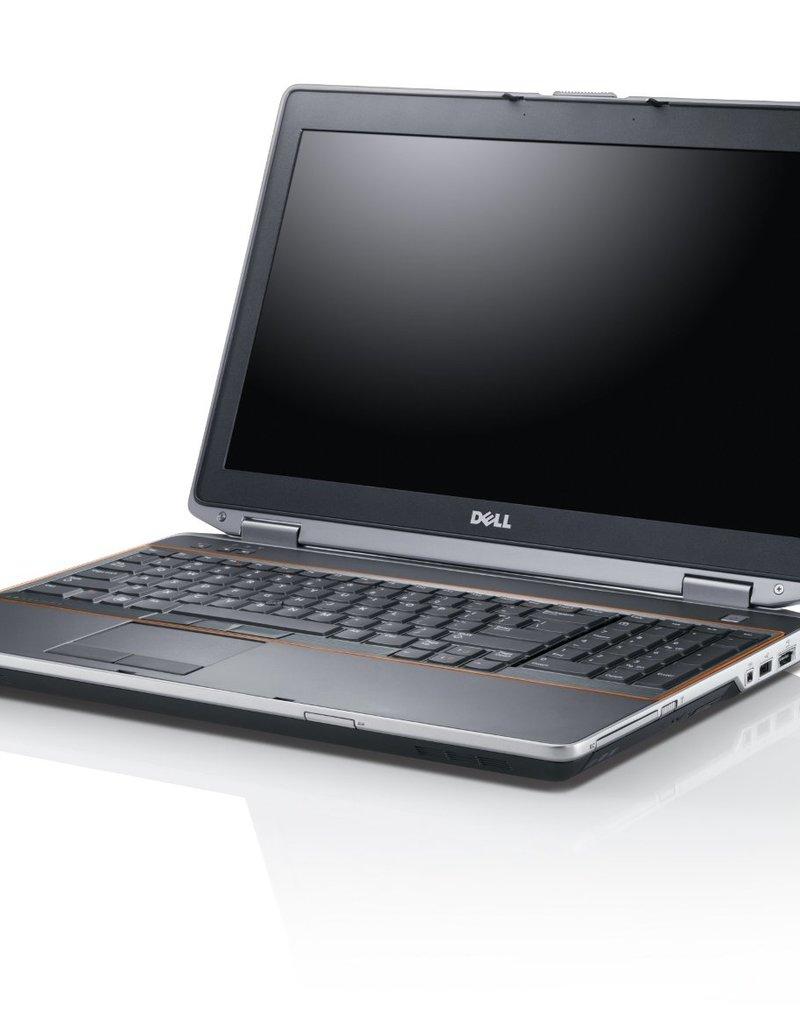 Dell DELL E6520 i5 2520M - geheugen en ssd naar keuze ! - met 15,6 inch scherm (1366x768) - 6 maanden garantie - (marge-artikel)