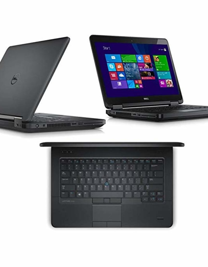 Dell Dell Latitude E5440 -14 inch scherm i5-4210U - ssd en geheugen naar keuze - 6 maanden garantie (marge artikel)
