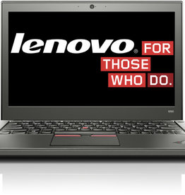 Lenovo Lenovo X250 i5 5300U- 240 GB SSD - 4 GB Ram - win10 - 12,5 inch beeldscherm - (marge artikel)