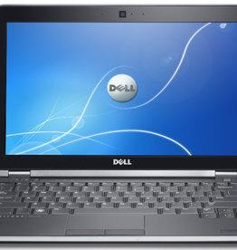 Dell DELL E6230 - i5 3320M - 12,5 inch beeldscherm - 120 gb SSD - 4 Gb ram - Win10 - Nieuwe accu - (marge artikel)