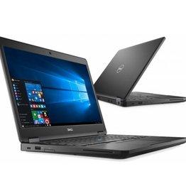 Dell Dell 5580 i5 6300u - 128 gb SSD - 8 gb ram - 15,6 inch full hd - marge artikel