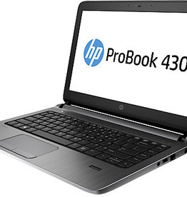 Hewlett Packard HP Probook 430 G3 - i5 6e gen - 128 Gb SSD en 4 Gb geheugen (uitbreidingsopties aanwezig) - marge artikel  -